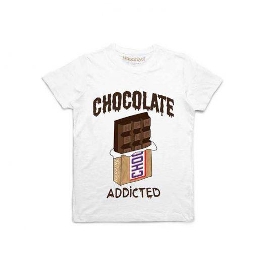 happiness-t-shirt-bambino-chocolate-addicted-31