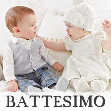 ABBIGLIAMENTO BATTESIMO