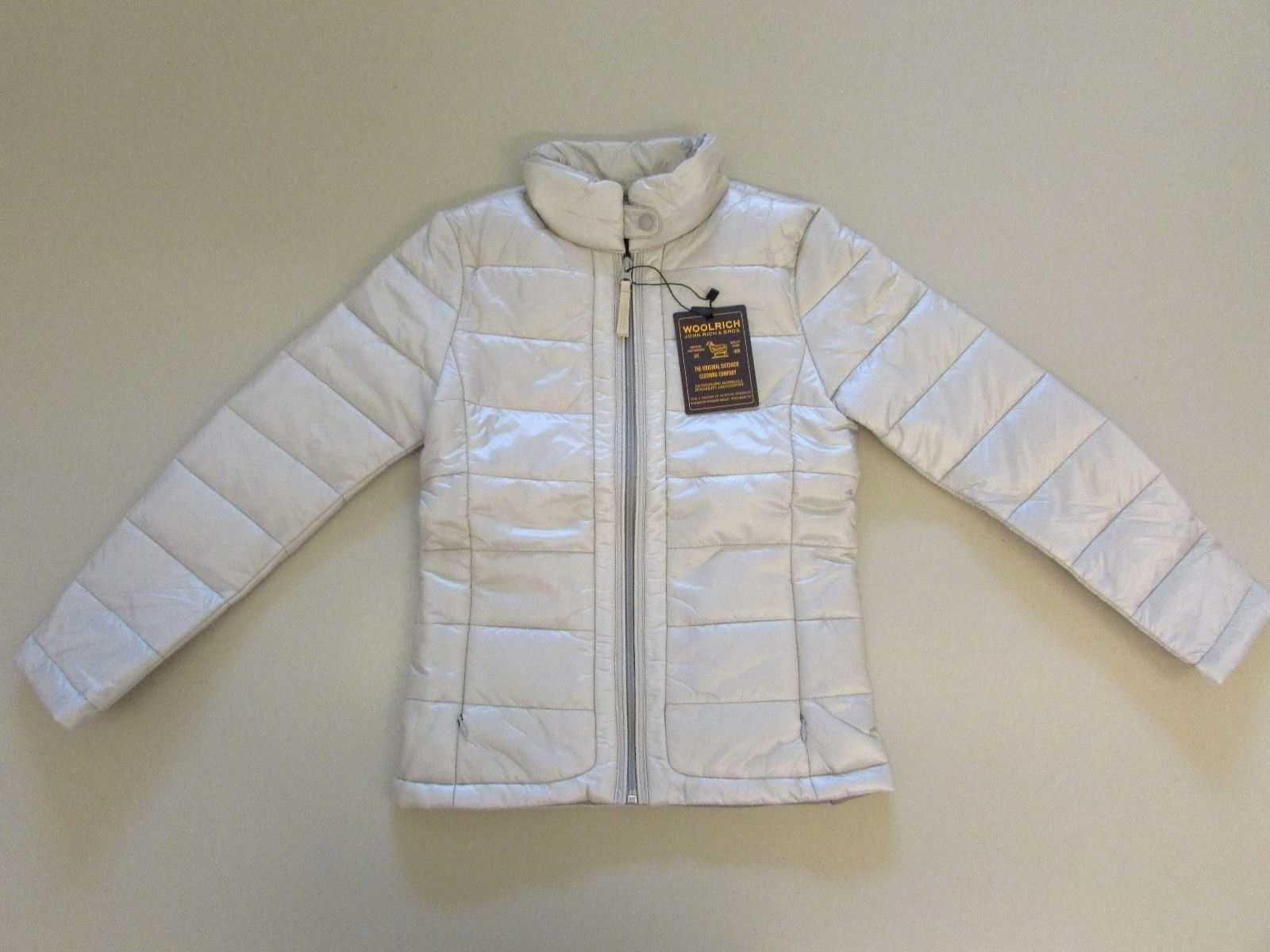 huge discount fd817 cb538 Giacchetto Grammi 100 Bambina 14 Woolrich 12 Piumino Anni ...