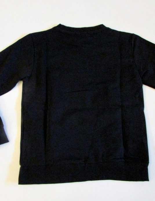 Abbigliamento (2-16 anni) BOY LONDON FELPA CHIUSA BAMBINO UNISEX  AUTUNNO INVERNO  16  ANNI sconto 50% Felpe