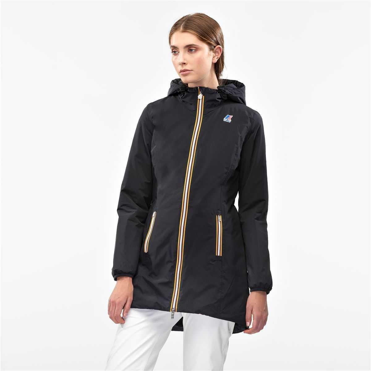 k way giacchetto parka piumino bambina donna inverno 10 12 14 16 anni 172831752138 brutto. Black Bedroom Furniture Sets. Home Design Ideas