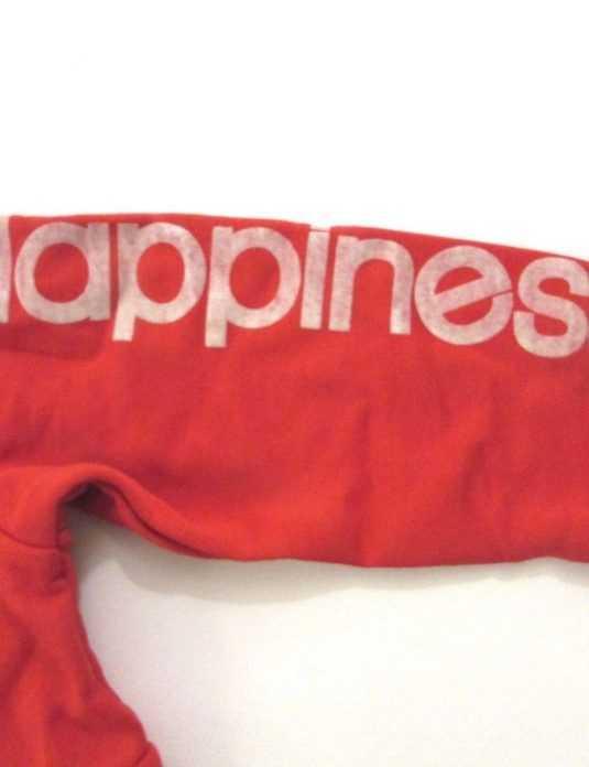 HAPPINESS-FELPA-CORTA-CAPPUCCIO-BAMBINA-AUTUNNO-INVERNO-8-10-12-14-ANNI-172867933669-3