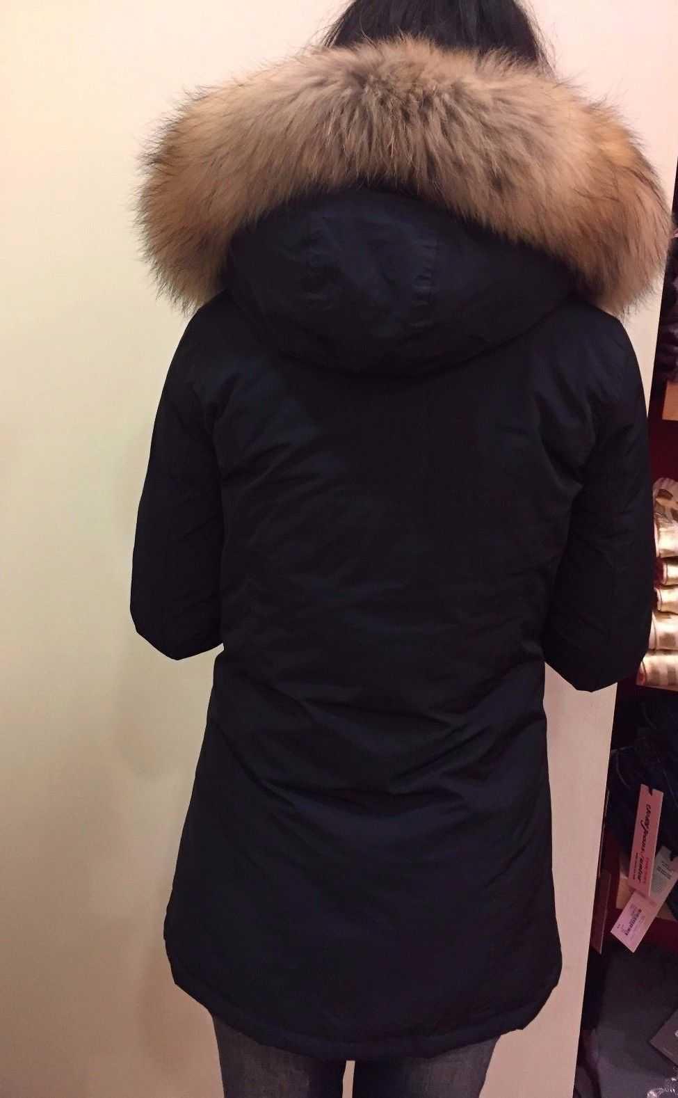 Blu Luxury Taglia Arctic Sconto 12 Anni Gs Woolrich Parka Donna Girl xwFIIZ